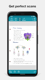 Notebloc: Scanner App - Scan, save & share as PDF Screenshot
