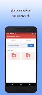 PDF Converter Pro 6.35 Apk 1