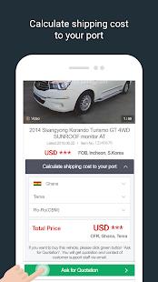 Autowini - No.1 Auto Trading Platform in Korea 2.6.3 Screenshots 3