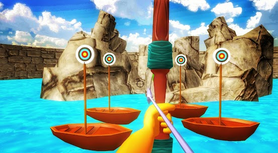 Archery Master Man-3D For Android 3