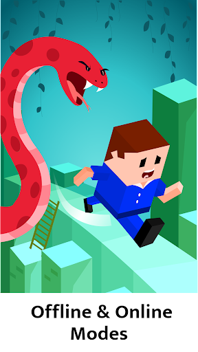 ud83dudc0d Snakes and Ladders - Free Board Games ud83cudfb2 modavailable screenshots 23
