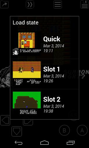 My OldBoy! - GBC Emulator screen 2
