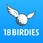 Golf GPS 18Birdies Scorecard & Yardage Rangefinder