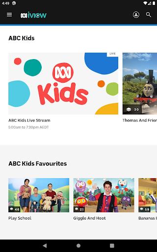 ABC iview  screenshots 17