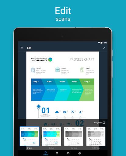 Scan Hero: Document to PDF Scanner App 1.47.0 Screenshots 7