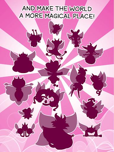 Fairy Evolution - Create Magic Creatures screenshots 8