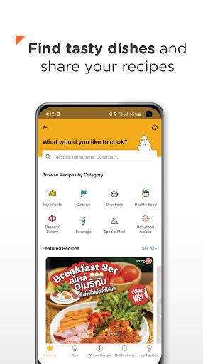 Wongnai: Restaurants & Reviews apktram screenshots 7