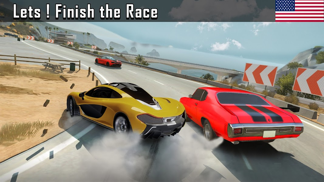 Rally Racer 3D Drift: Extreme Racing Game