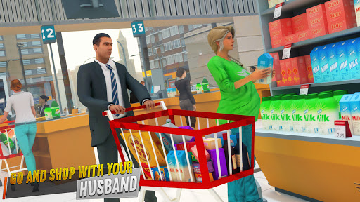 Virtual Mother Simulator 3D apkdebit screenshots 4