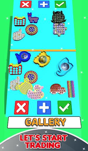 Fidget Trading! Pop it fidget toy 3d ASMR apkpoly screenshots 10