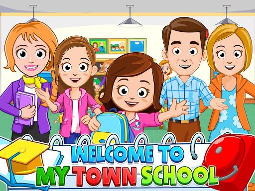 My Town : School screenshots 11
