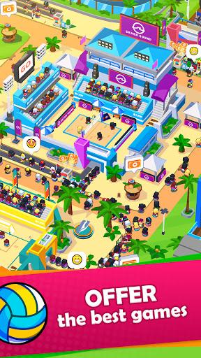 Sports City Tycoon - Idle Sports Games Simulator  screenshots 5