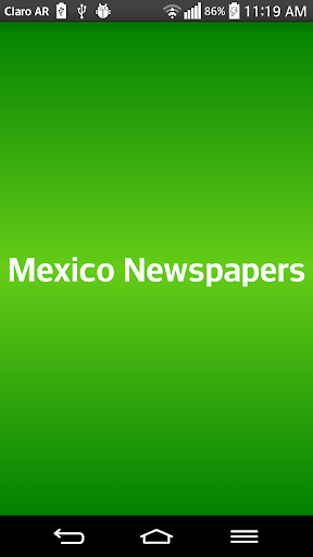 Mexico Newspapers For PC Windows (7, 8, 10, 10X) & Mac Computer Image Number- 5