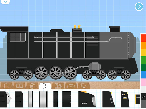 Labo Brick Train Build Game 4 Kids, Toodlers, Baby 1.7.346 Screenshots 18