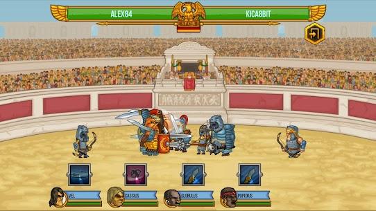 Gods of Arena: Online Battles Online Hack Android & iOS 1