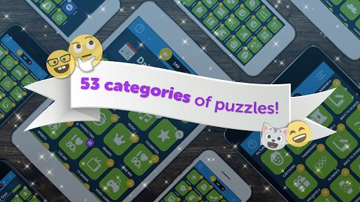Crossword Quiz - Crossword Puzzle Word Game! 3.85g screenshots 8