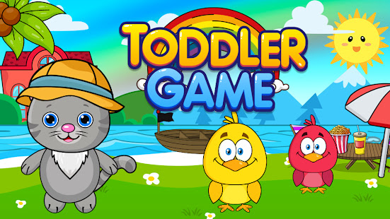 15+ Toddler Games For 2-5 Year Old's Baby Learning  screenshots 1