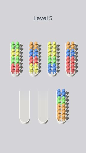 Crowd Sort - Color Sort & Fill  screenshots 4