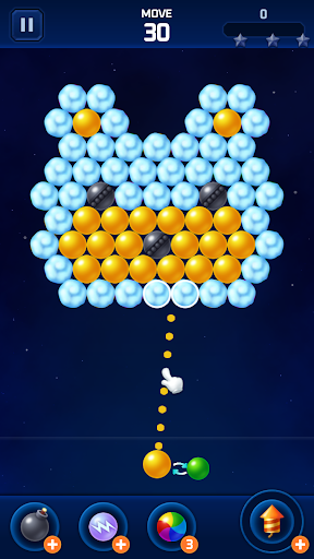 Bubble Star Plus : BubblePop! modiapk screenshots 1