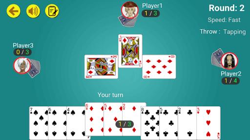 Call break : Offline Card Game 3.7 screenshots 5