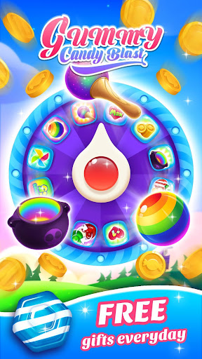 Gummy Candy Blast - Free Match 3 Puzzle Game 1.4.4 screenshots 10