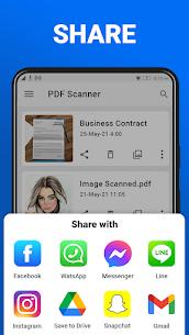 Escaner de PDF Gratis – PDF Document Scanner 4