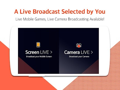 Mobizen Live Stream for YouTube - live streaming Screenshot