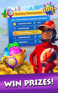 Gummy Drop! Match to restore and build cities 4.29.1 Apk + Mod 5