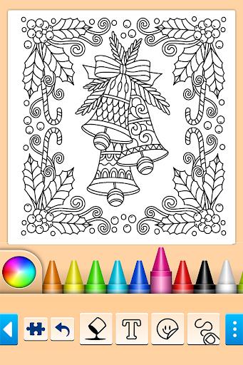 ud83cudf85Christmas Coloring  screenshots 5