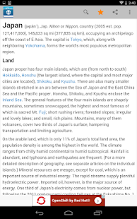 Encyclopedia by Farlex