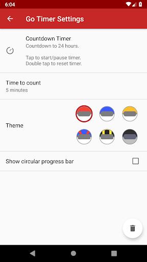 Go Timer 3.5.0 screenshots 2