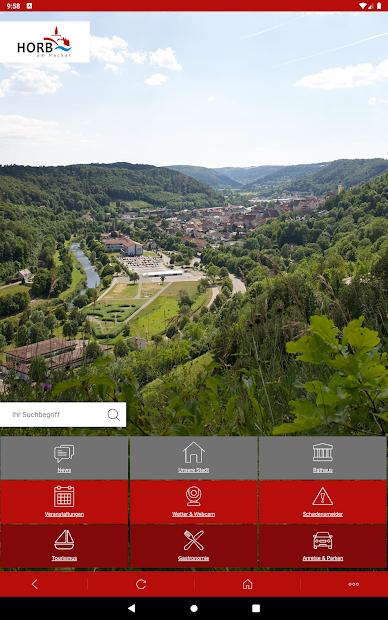 Horb-App screenshot 4