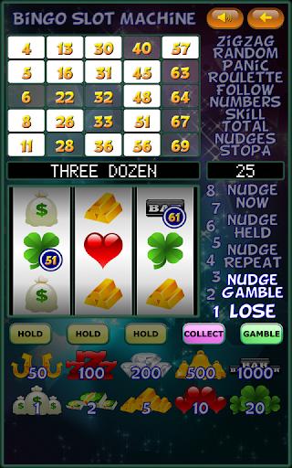 Bingo Slot Machine.  screenshots 4
