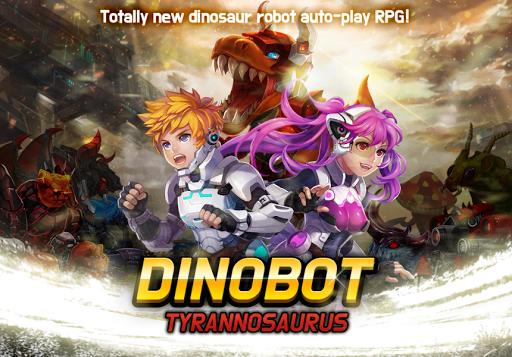 Dino Bot - Tyrano apkmartins screenshots 1