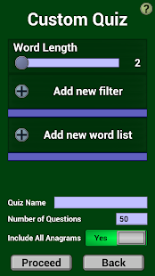 Anagram Quizzer
