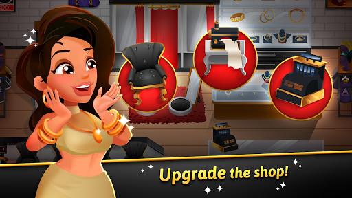 Hip Hop Salon Dash - Fashion Shop Simulator Game 1.0.10 screenshots 4