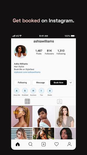 StyleSeat - Book Beauty & Salon Appointments apktram screenshots 8