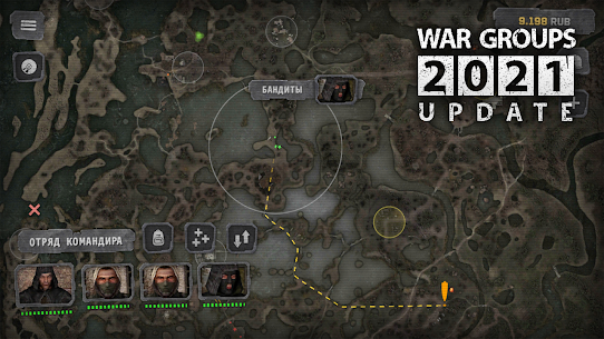 WG2021 Mod Apk 2021.3.1 (All Survival Maps Are Open) 2