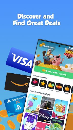 Flash Rewards screenshots 1