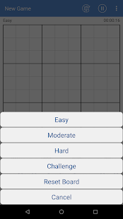 Daily Sudoku free puzzle