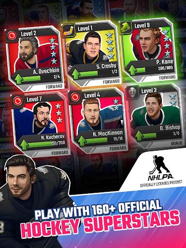 Puzzle Hockey - Official NHLPA Match 3 RPG 2.34.0 screenshots 8