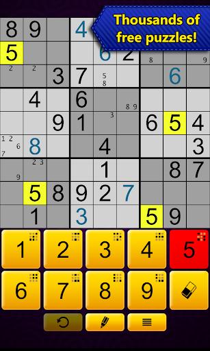 Sudoku 2.5.9 screenshots 5