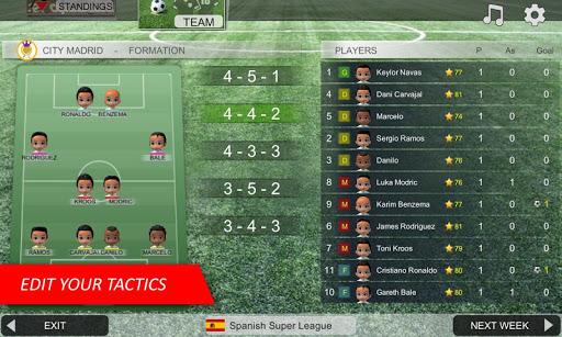 Mobile Soccer League apktram screenshots 4