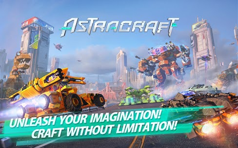 Astracraft Apk Mod + OBB/Data for Android. 1