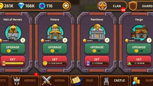 Raid Heroes: Sword And Magic 2.0.0 screenshots 8