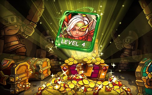 King Rivals: War Clash MOD APK 1.3.4 (Unlimited Money) 9