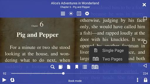 EPUB Reader for all books you love  Screenshots 7
