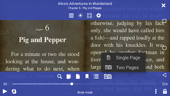 EPUB Reader for all books you love