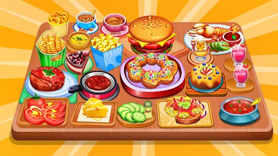 Chefu2019s Kitchen: Restaurant Cooking Games 2021 screenshots 8
