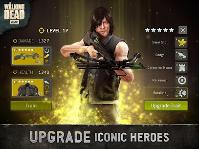 The Walking Dead No Man's Land Unlimited Gold Apk 10